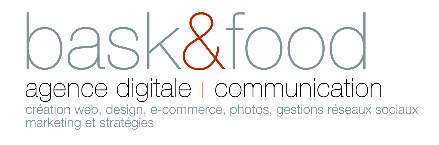 BaskandFood Logo